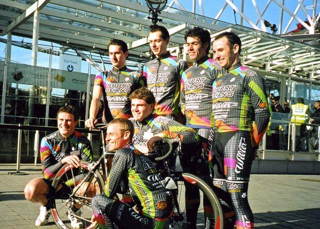 Sports Beans team launch