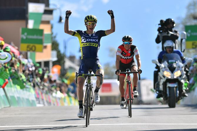 Simon Yates wins stage 4 of the Tour de Romandie