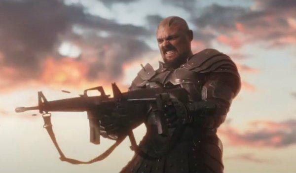 Karl Urban Skurge Thor Ragnarok