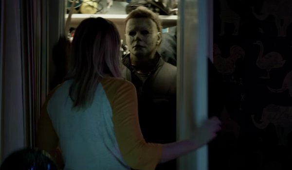 Halloween Michael Myers closet