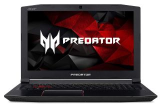 Acer Predator laptop computer