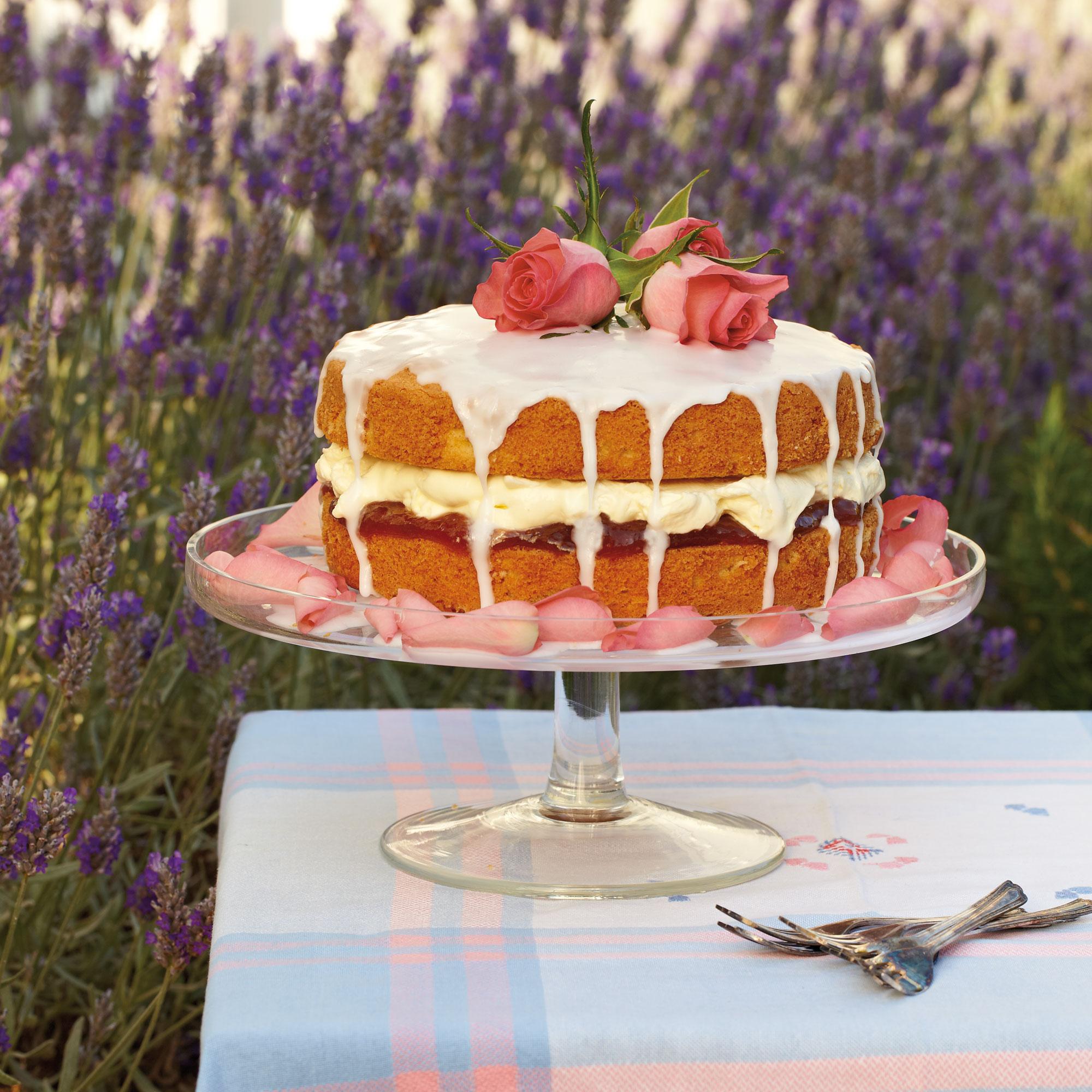 Special Occasion Cake Recipes Uk