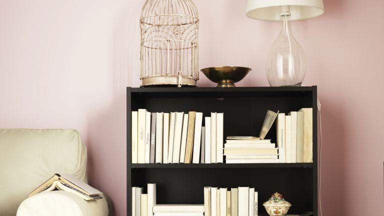 Interior designers favorite IKEA products, IKEA shelf with books