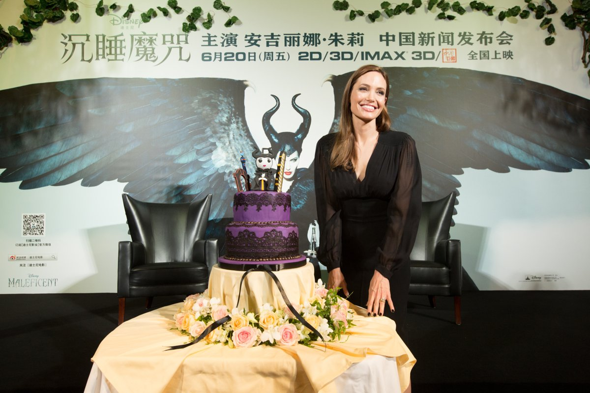 Angelina Jolie Says Maybe She'll Get To Play Maleficent Again #8320