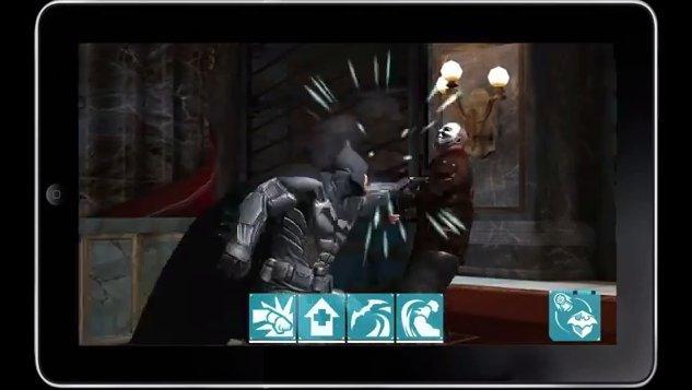 Batman: Arkham Origins Mobile Game Announced #29294