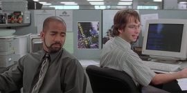 How Office Space Coined The Term Ass Clown