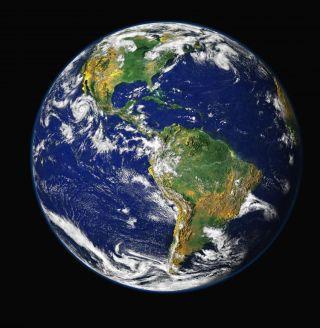 Early earth rotation