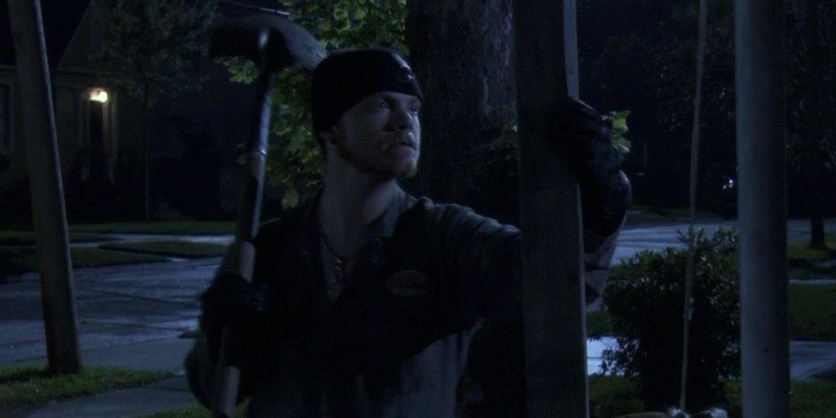The Final Destination Carter Daniels (Justin Welborn)