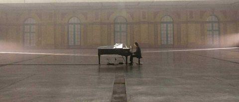 Idiot Prayer: Nick Cave Alone at Alexandra Palace album art