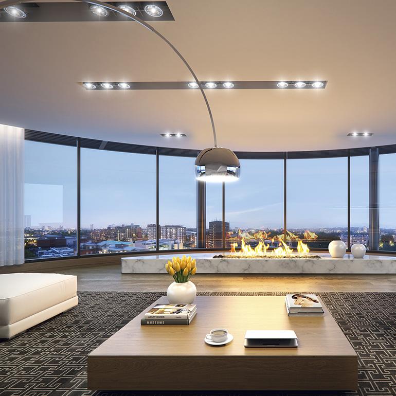 Great contemporary homes: The Atrium, Regent?s Park, NW1