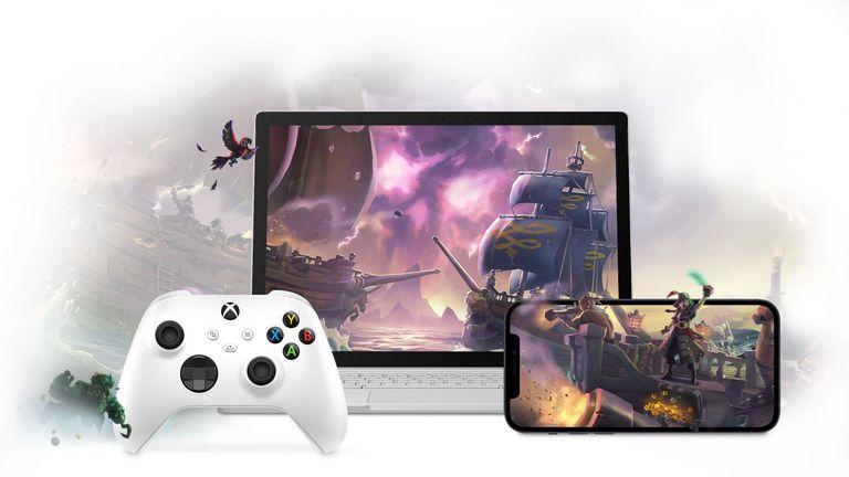 Xbox Game Cloud