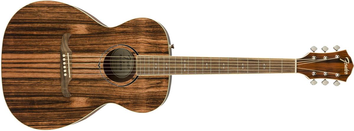 Fender debuts trio of new acoustic guitars, including 2 exotic wood models | Guitarworld