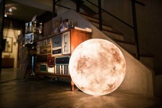Luna Lamp by Acorn Studio