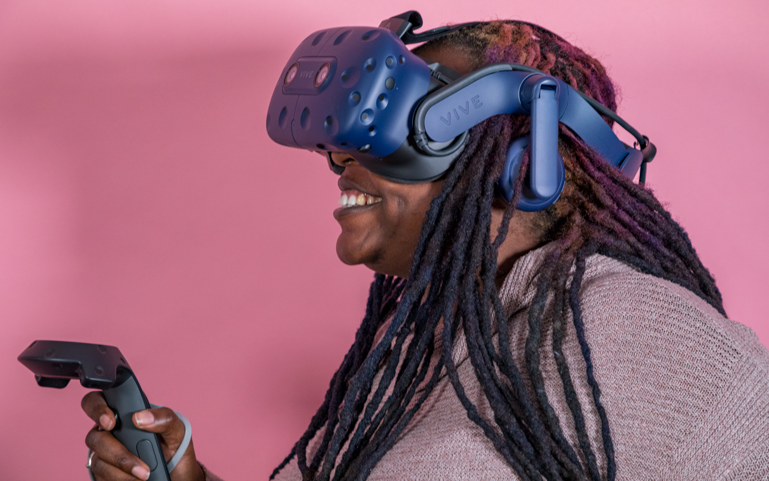 HTC Vive Pro Review: A Brilliant VR Headset, at a Cost