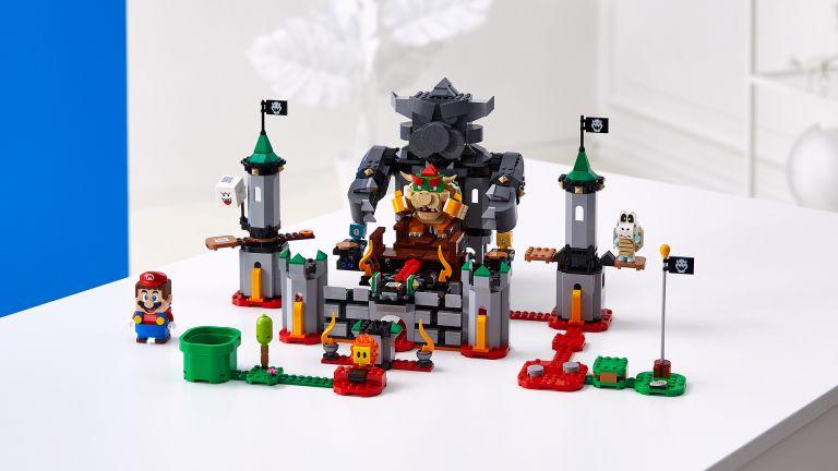 Lego Super Mario price, release date