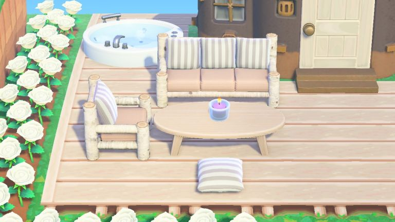 Animal Crossing: Decking