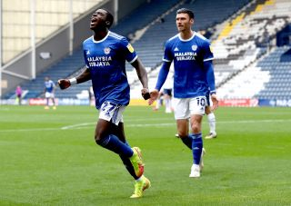 Preston North End v Cardiff City – Sky Bet Championship – Deepdale