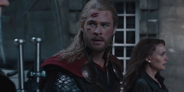 Chris Hemsworth Thor The Dark World london battle