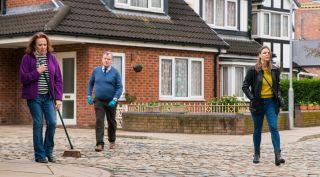 Coronation Street spoilers: Cathy Matthews comes clean!