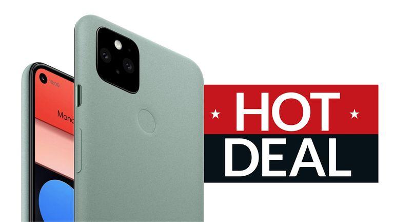 Google Pixel 5 phone deals