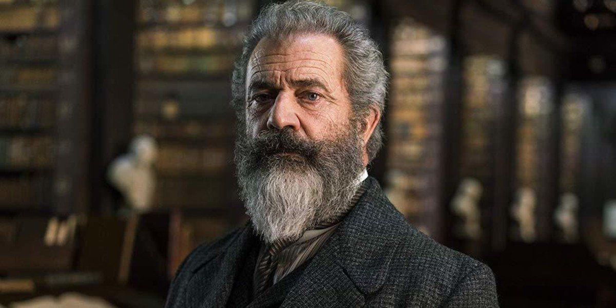 Mel Gibson - The Professor and the Madman