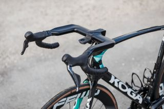 Speeco Aero Breakaway handlebars Beat Cycling Baloise Belgium Tour