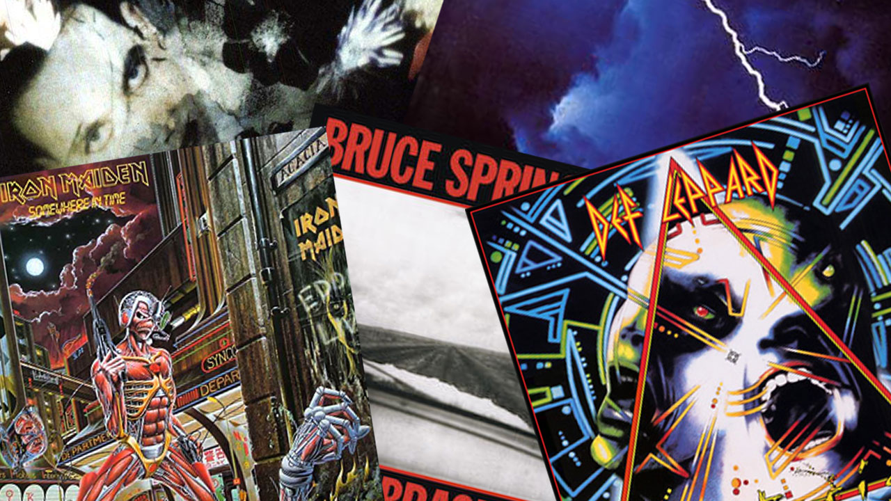 The 10 best 80s rock albums to own on vinyl | Louder
