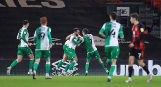 AFC Bournemouth v Millwall – Sky Bet Championship – Vitality Stadium