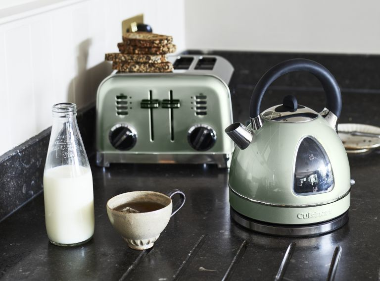 Cusinart kettle and toaster set
