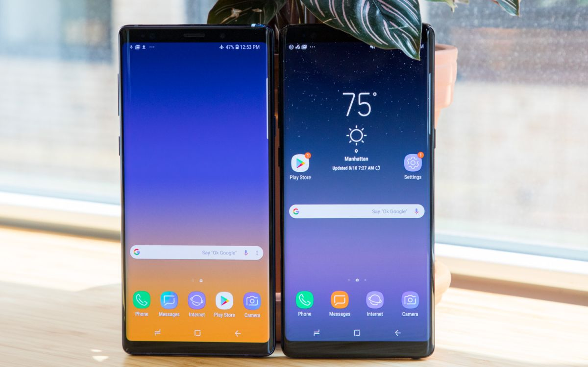 Samsung Galaxy Note 9 — Full Review and Benchmarks | Tom's Guide