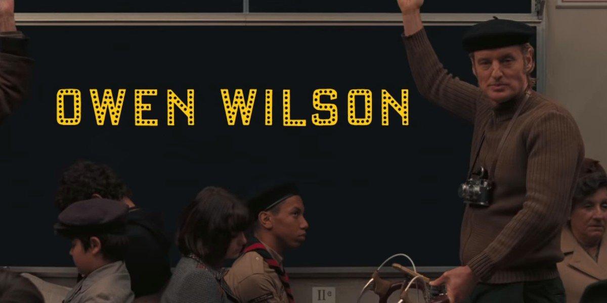 Owen Wilson - The French Dispatch