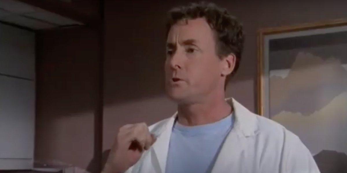 John C. McGinley on Scrubs