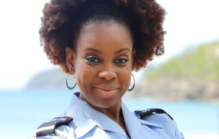 Death in Paradise - Ruby