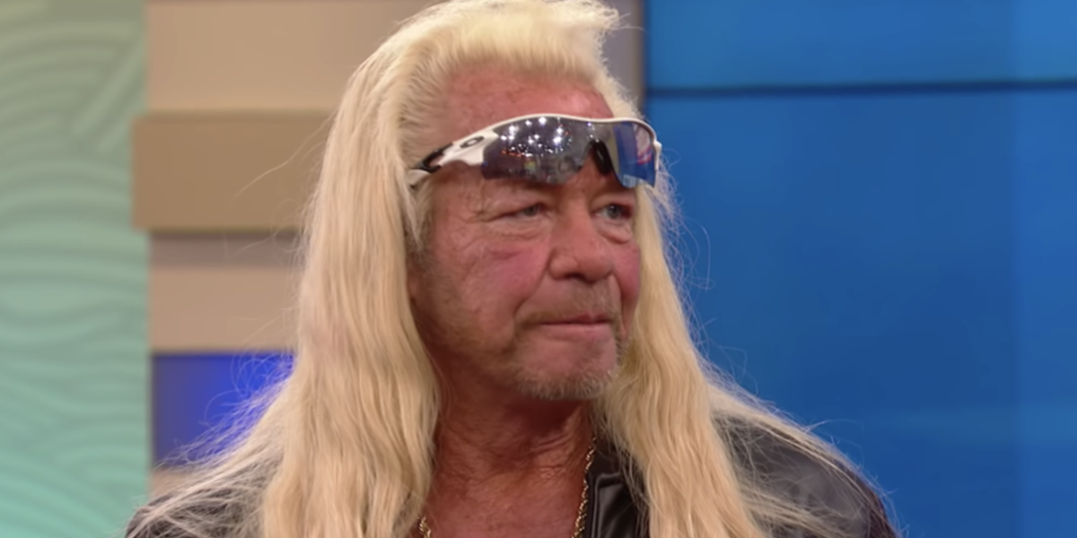 dog the bounty hunter dr. oz