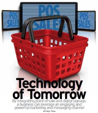 TECHNOLOGY OF TOMORROW