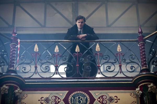 Tom Bateman in Jekyll And Hyde