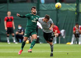 Celtic v Charlton Athletic – Pre-Season Friendly – Dragon Park