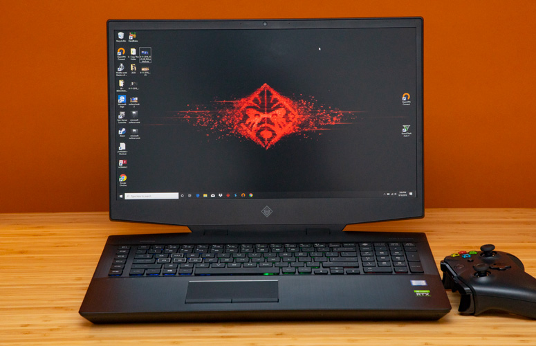 Hp Omen 17 2019 Full Review And Benchmarks Laptop Mag
