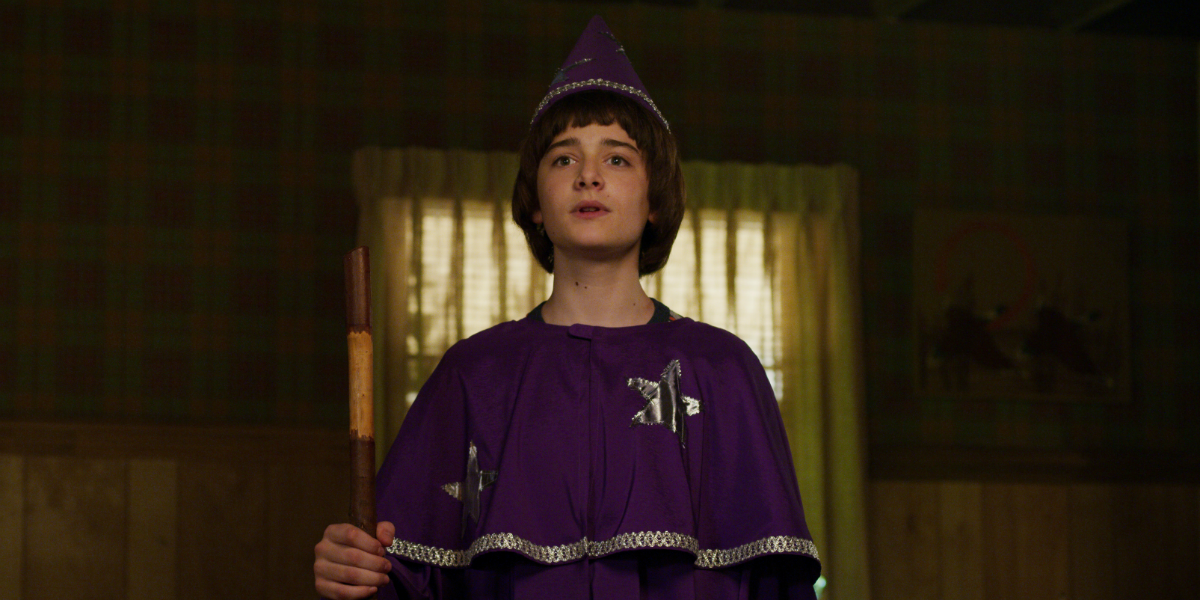 Stranger Things Noah Schnapp Will Byers Netflix