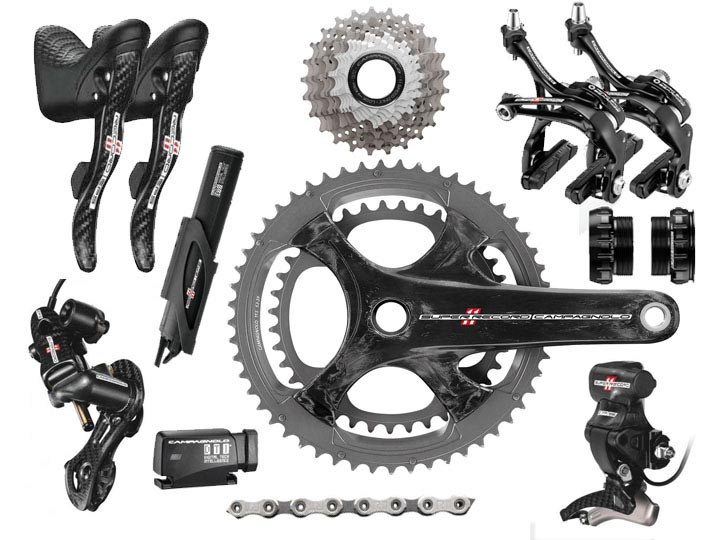 7973857c1d4 Campagnolo Super Record. Campagnolo Super Record EPS road bike groupsets  shimano sram campagnolo