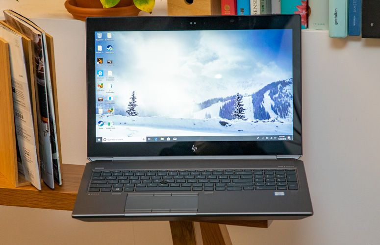 HP ZBook 15 G5 - Full Review and Benchmarks | Laptop Mag
