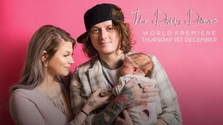 A picture highlighting Ben Bruce's new series The Daddy Diaries