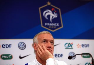 France Training Session and Press Conference – Stade de France