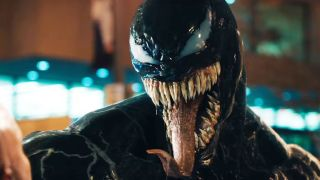 An image from the Venom movie
