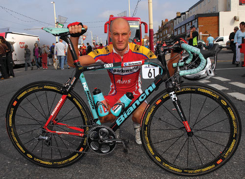 Steve Cummings Barloworld Bianchi Pro Bike Cycling Weekly
