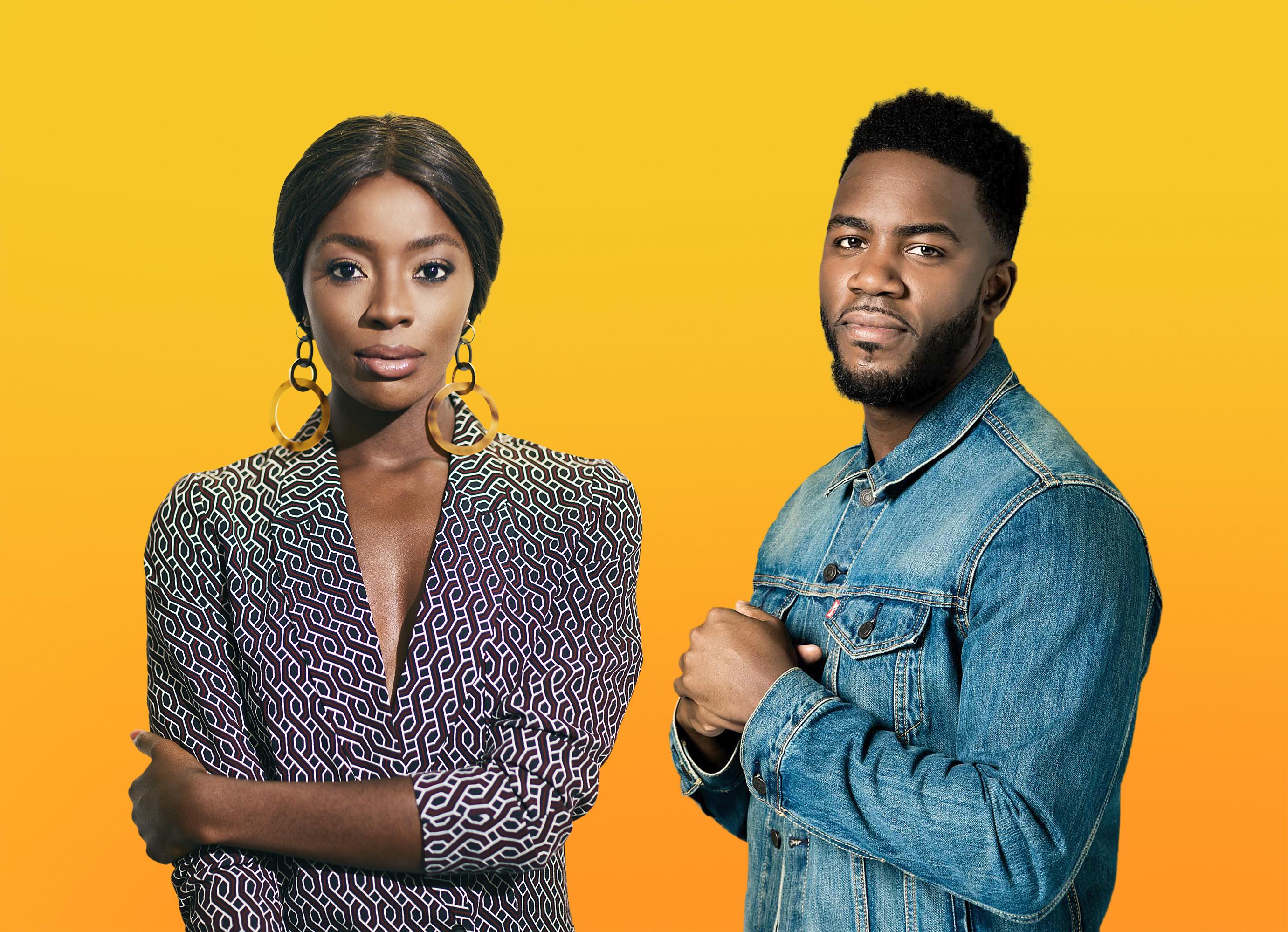 TV tonight AJ Odudu & Mo Gilligan host the Big Breakfast