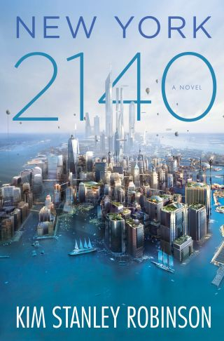 """New York: 2140"" cover"