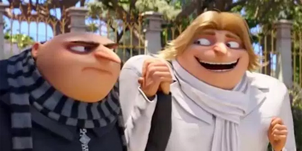 How Steve Carell Found The Voice Of Gru S Twin In Despicable Me 3
