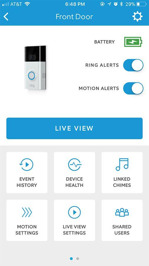 Ring Video Doorbell 2 Review: A Solid Video Doorbell for Any Door