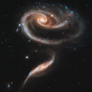 2011: Interacting Galaxies Arp 273
